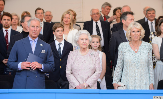 charles queen camilla