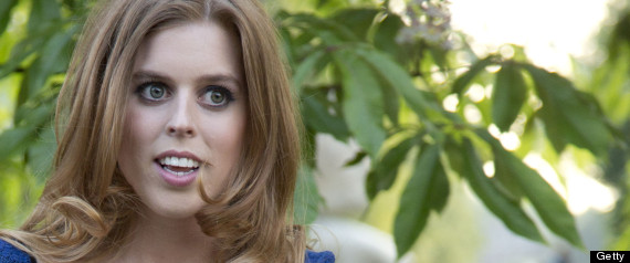 PRINCESS BEATRICE HARRY POTTER