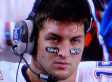 John 16 33: Tim Tebow's Eye Black Bible Passage (PHOTO)
