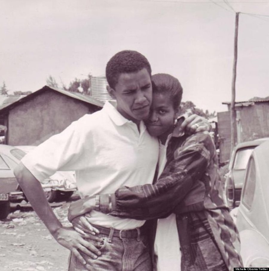 barack obama young - photo #15