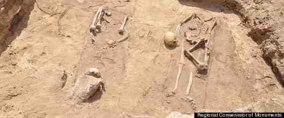 r-VAMPIRE-GRAVE-FOUND-IN-POLAND-large570 - 'Vampire' Graves Uncovered in Poland - Weird and Extreme