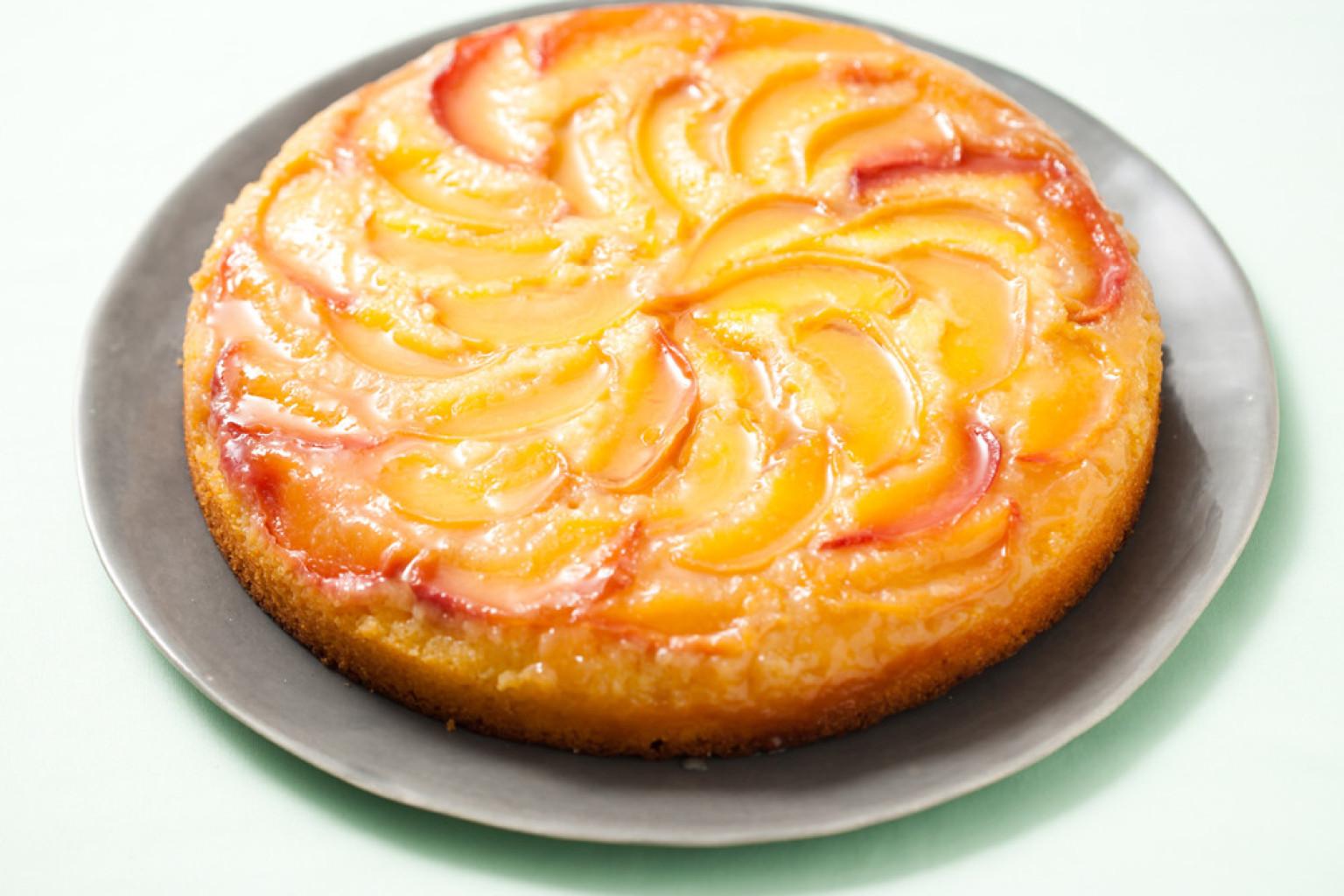 Peach Cake Recipes Australia