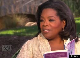 WATCH: The Quote That Led Oprah To A Spiritual Epiphany