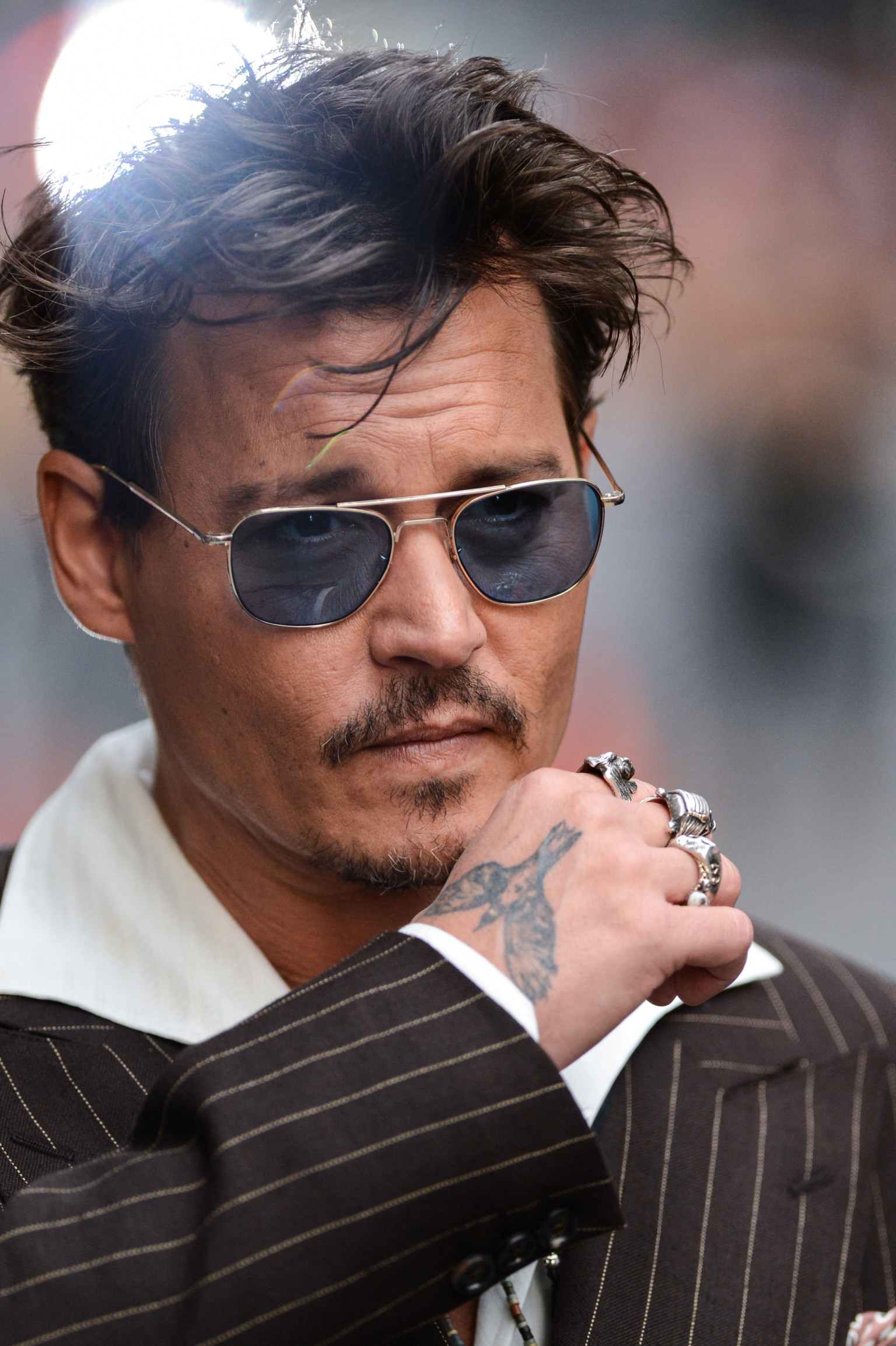 Johnny Depp Set For 'Alice In Wonderland 2' As Mad Hatter ...