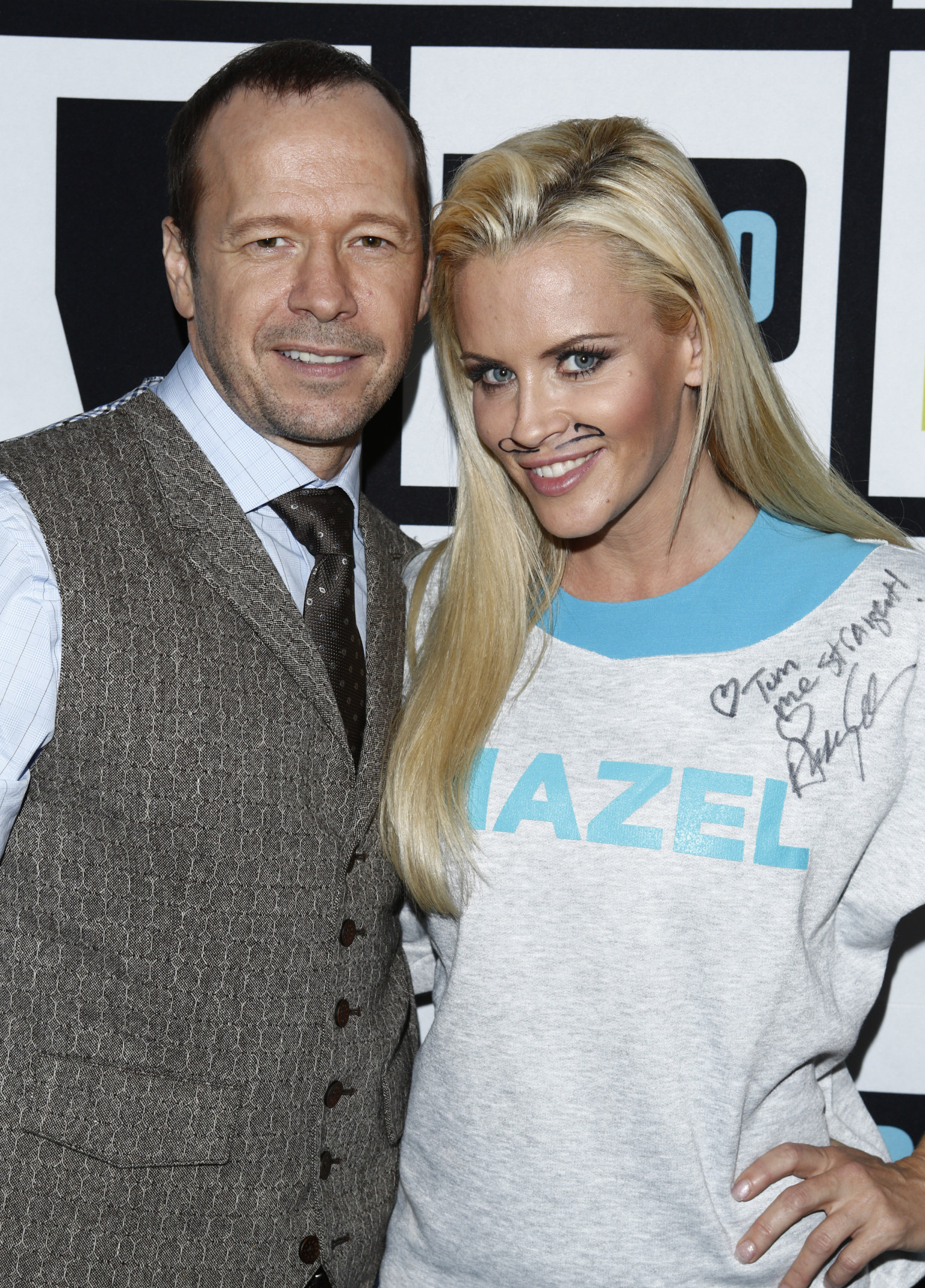 Donnie Wahlberg and Jenny McCarthy - Dating Gossip News Photos