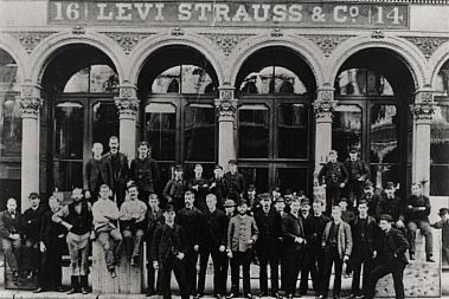company overview of levi strauss and co Levi strauss & co (ls&co) is an american clothing company founded in california in 1853 the levi strauss foundation (lsf) was established in 1952.