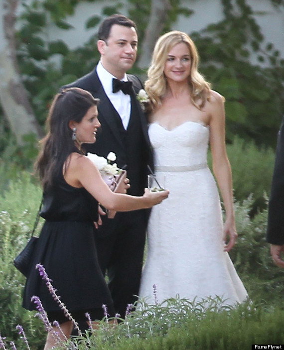 jimmy kimmel married