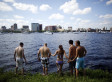 Charles River, Boston's Famously Filthy Waterway, Hosts Community Swim