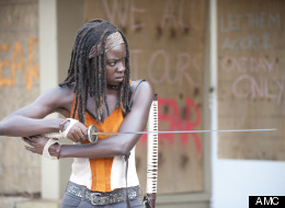 Michonne's New Mission