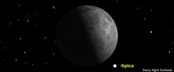 SEE MOON PLANETS