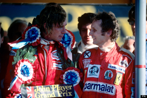 hunt and lauda