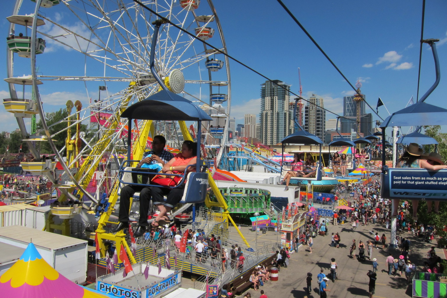 Calgary Stampede 2013 Attendance Dips But Not By Much