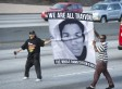 Los Angeles Trayvon Martin Protests, Mostly Peaceful, Reach Hollywood (UPDATED)