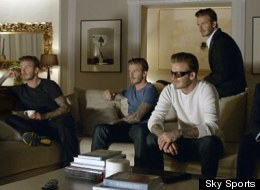 WATCH: What's Better Than David Beckham? SIX David Beckhams!