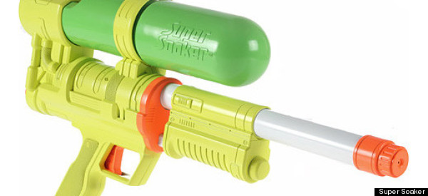 9 Best Water Guns For Summer 2014