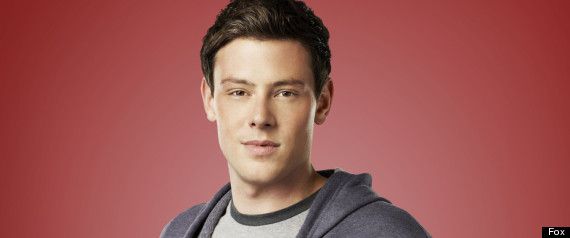 glee convention cory monteith