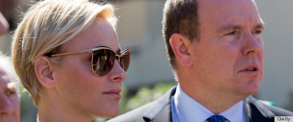 princess charlene wedding rumors