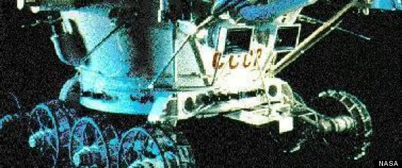 Lunokhod Soviet Space Program Logo - Pics about space