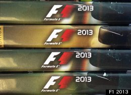 f1 2013 trailer video game