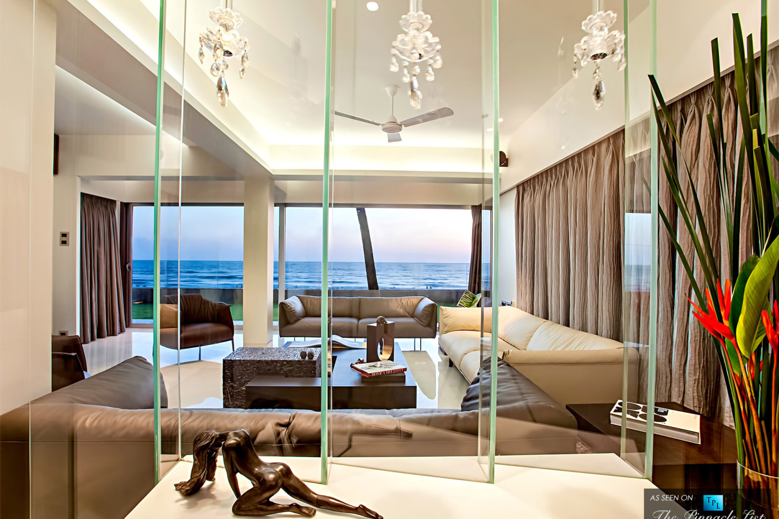 peek inside this juhu beach apartment in the beverly hills of bollywood photos huffpost