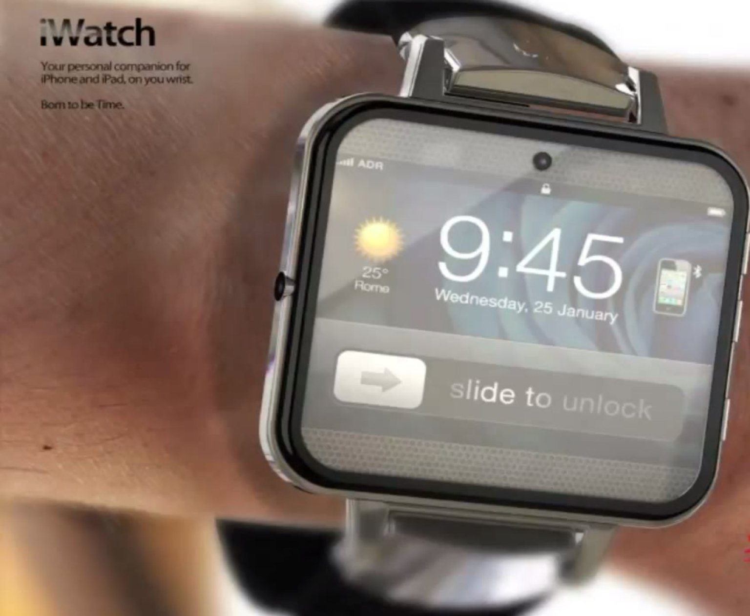 With 'iWatch' Release Date Reportedly In 2014, Should ...