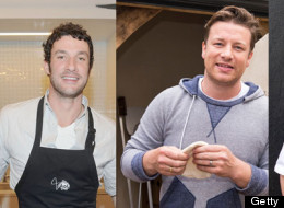 VOTE: Who's The Hottest Male Chef?