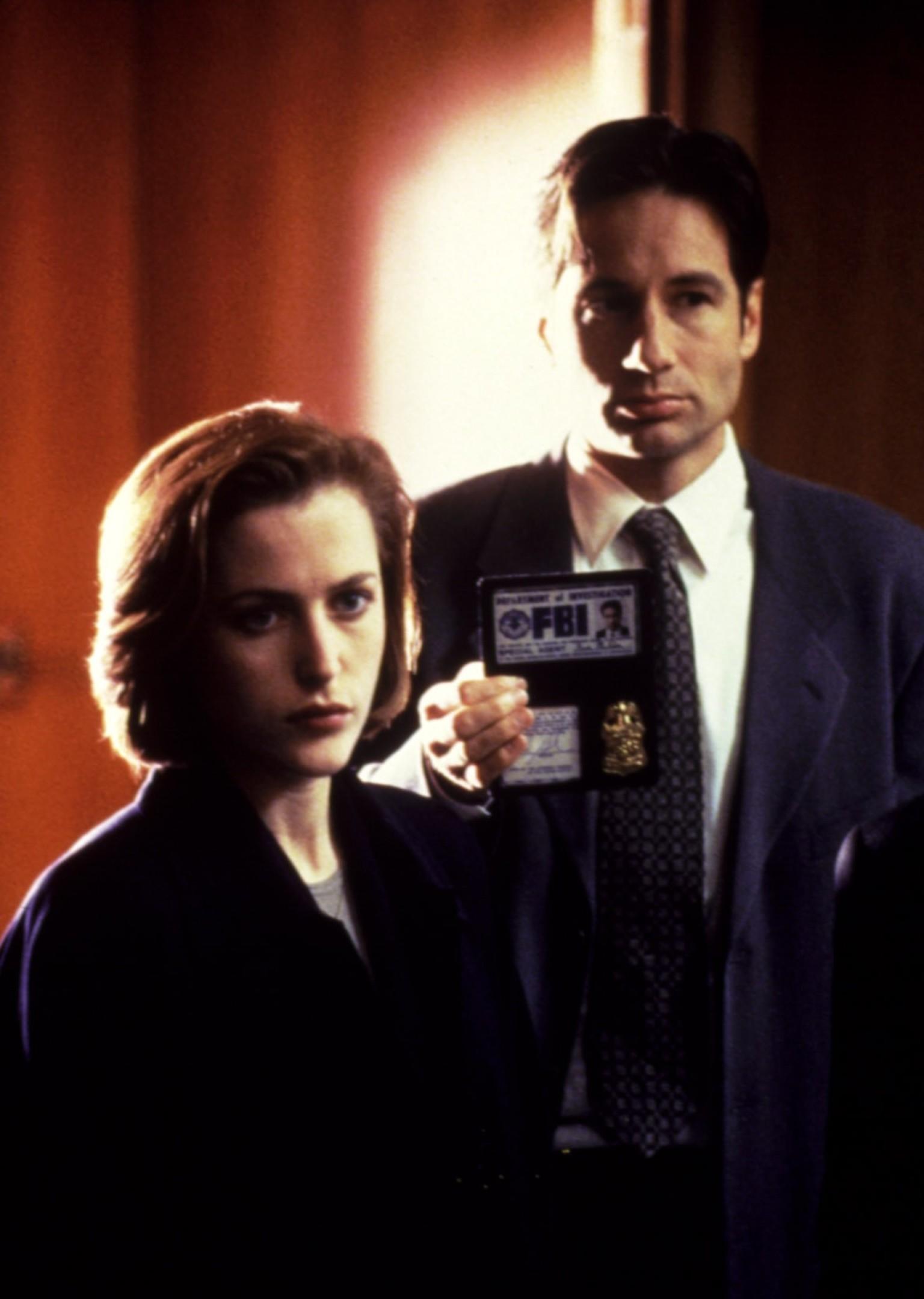 X-Files Cast