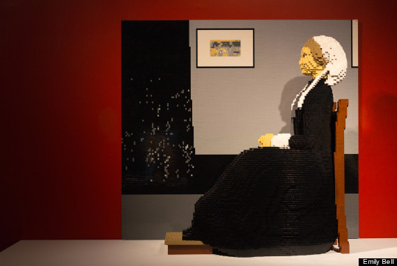 nathan sawaya whistlers mother