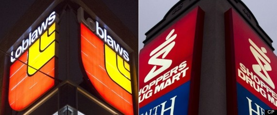 LOBLAWS SHOPPERS DRUG MART