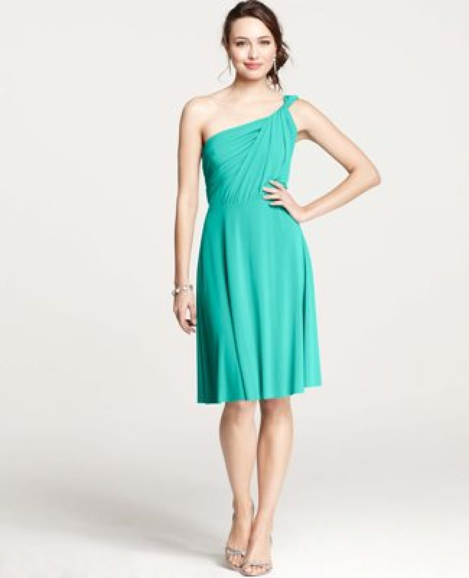 Wedding guest dresses for summer affairs photos huffpost for Spring wedding dress guest