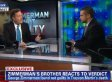 Robert Zimmerman Jr. Cancels On Piers Morgan