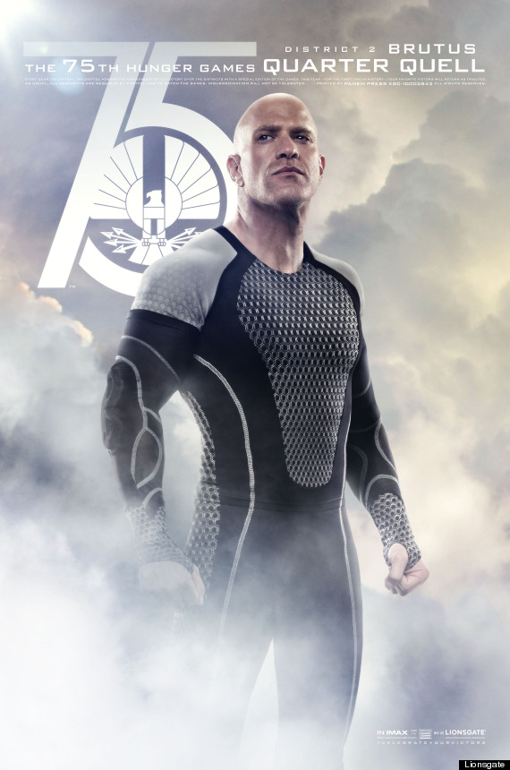 catching fire quarter quell posters