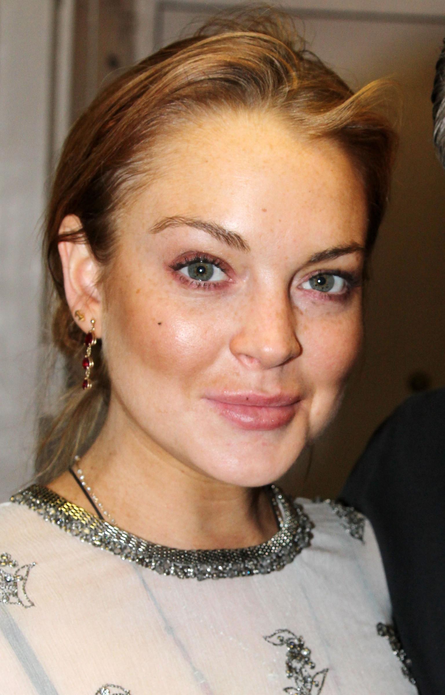 Lindsay Lohan's Post Rehab Plans: Actress Considers Move ... Lindsay Lohan