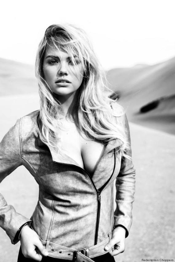 Kate uptons redemption choppers ads have no choppers in them kate upton voltagebd Choice Image