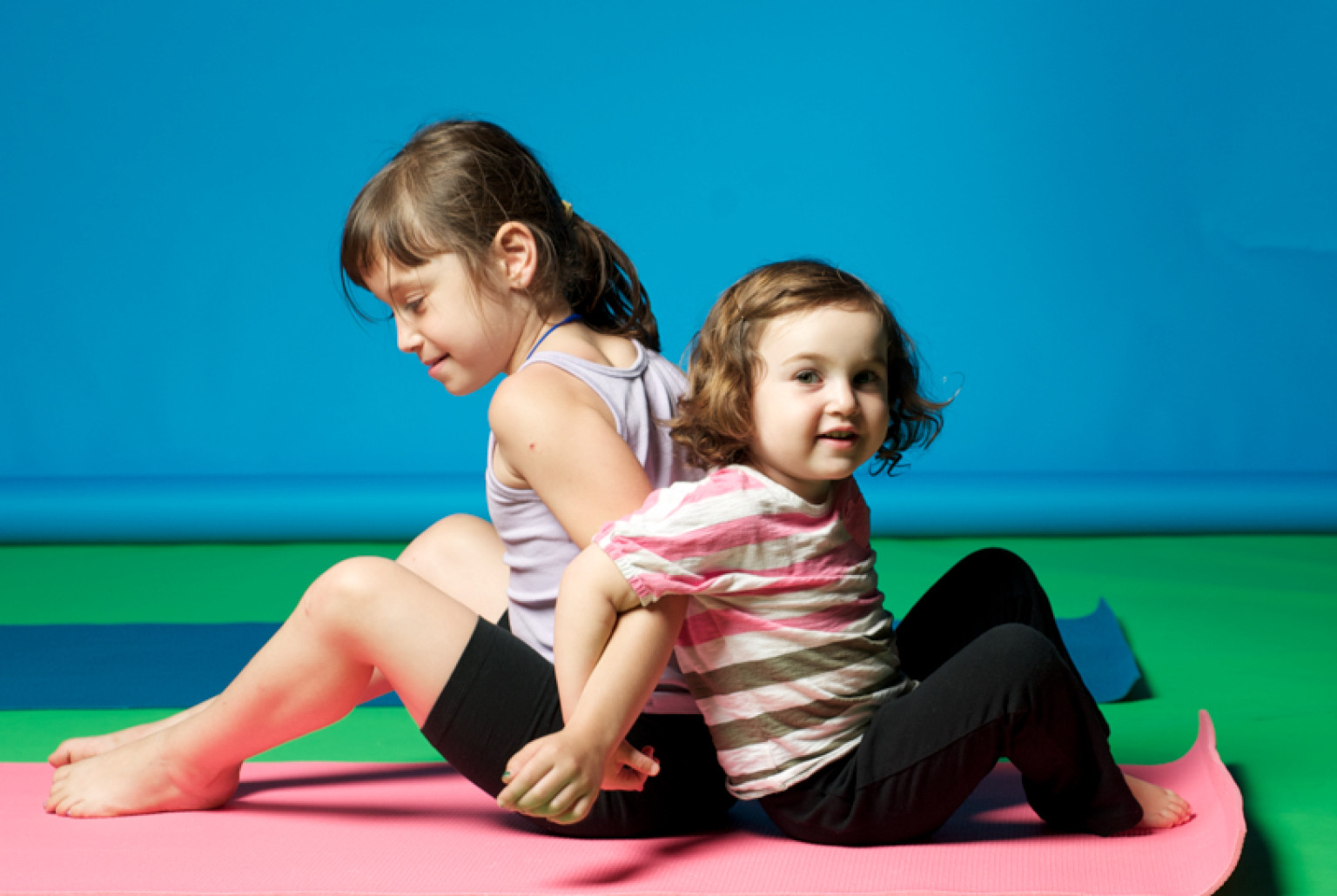 Kids yoga facebook