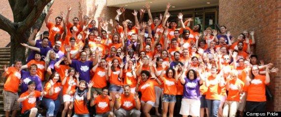 Campus Pride Camp Pride 2013