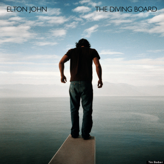 elton john the diving board