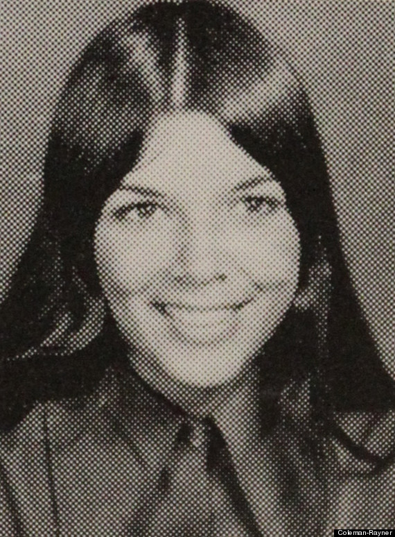 kris jenner high school photo