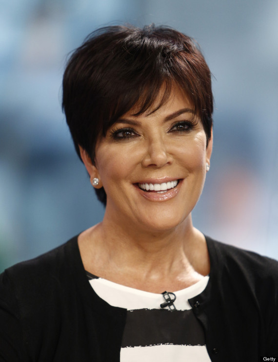 chris jenner haircut kris jenner s high school yearbook photo takes us back to 1060