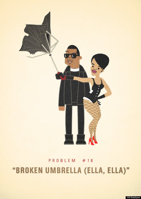 jayz rihanna umbrella