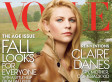 Claire Danes Might Be Missing A Leg In Her Vogue Spread (PHOTOS, POLL)