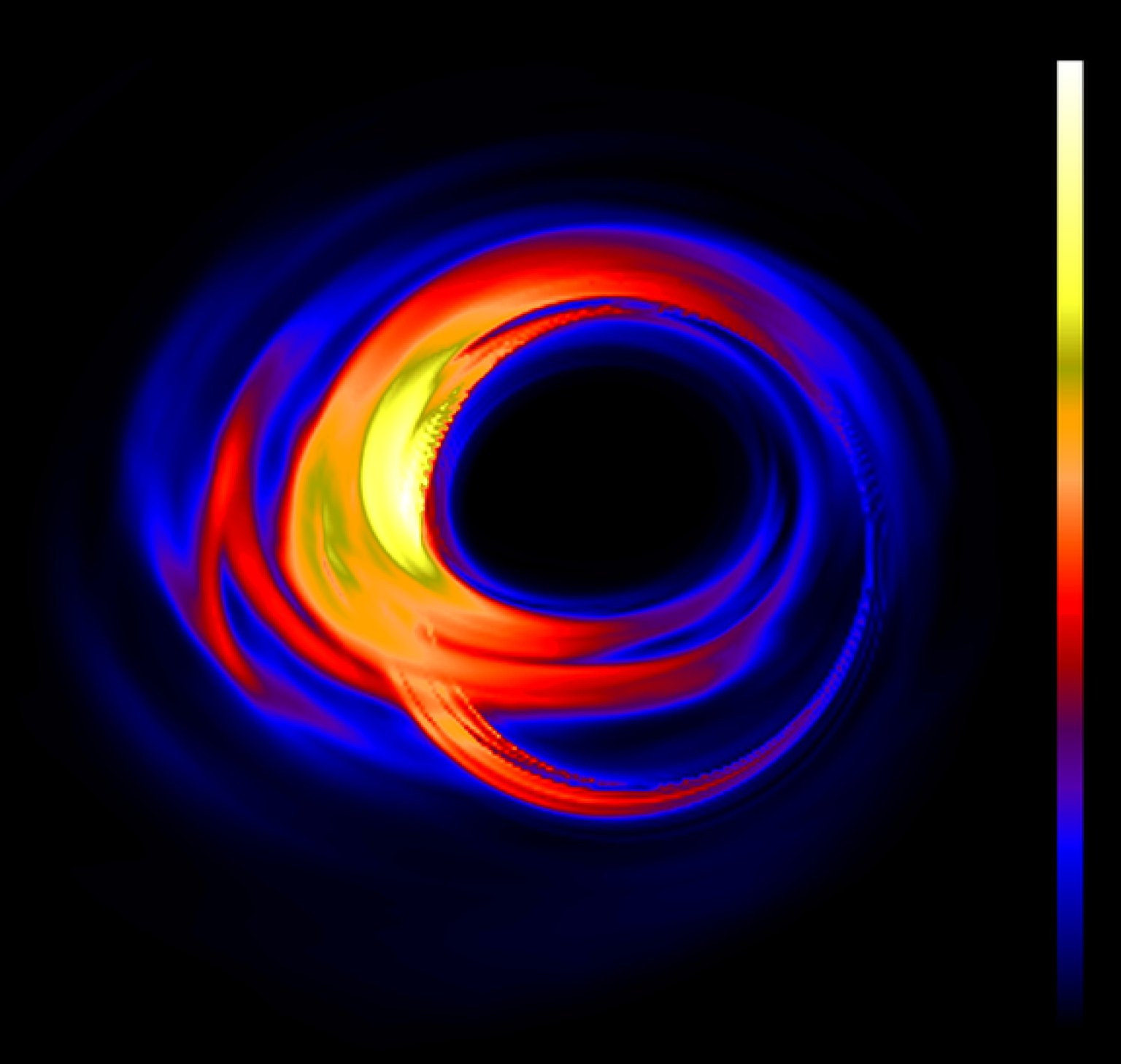 seeing a black hole - photo #23