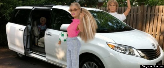 MOM JEANS BARBIE