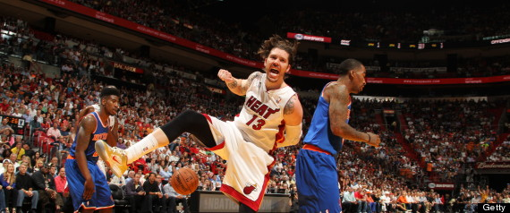 MIKE MILLER HEAT KNICKS