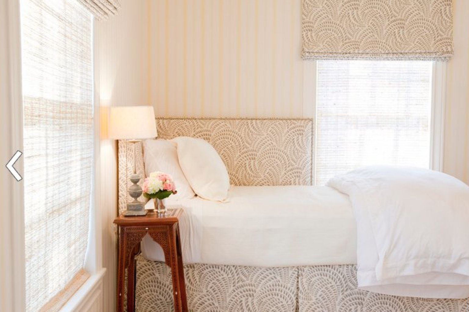 7 ways to make a small bedroom look bigger and work better