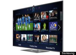 samsung 4k uk tvs