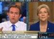 Elizabeth Warren Schools CNBC Anchors On The History Of Financial Regulation (VIDEO)