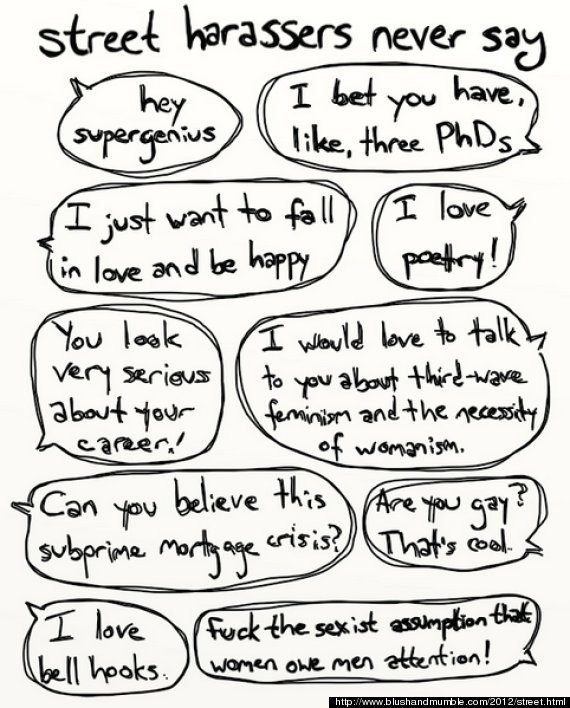South africa perspectives on how men should approach women in the via the huffington post ccuart Choice Image