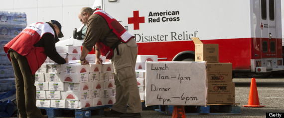 Red Cross In Hot Water...