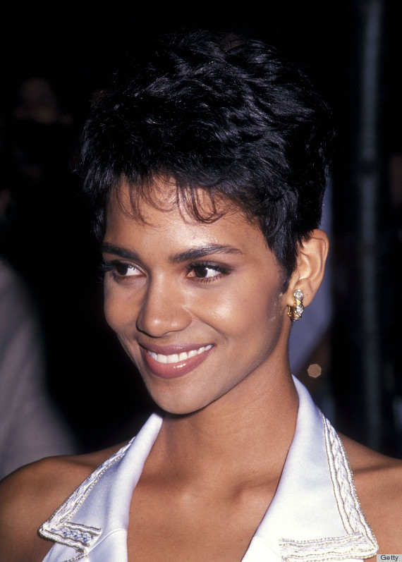 ... long or short hair, but we're partial to this sophisticated short 'do